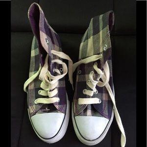 Airwalk Hightop Sneakers Sz 8